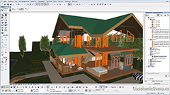 archicad слои